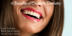 6 Benefits of Cosmetic Dentistry